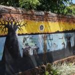 Graffitti auf afrikanisch