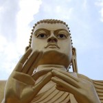Buddha in Dambulla